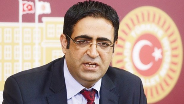 HDP'li milletvekili Baluken'e hapis cezası