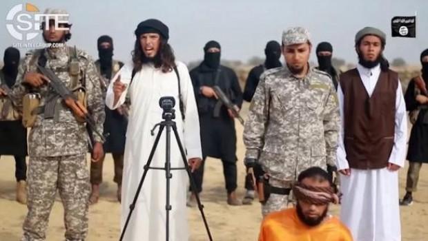IŞİD'den Hamas'a videolu savaş ilanı
