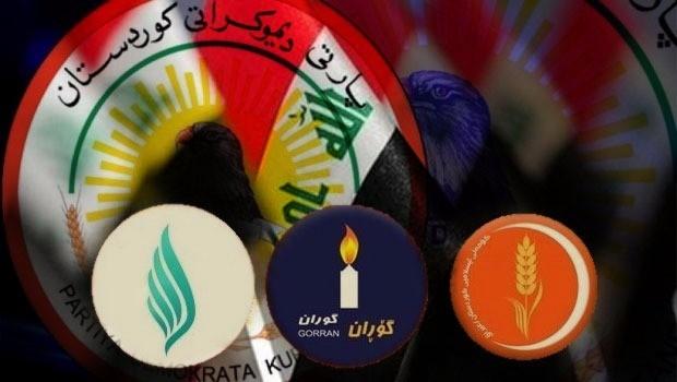 PDK: 3 partinin Bağdat ziyareti, Fitne girişimidir!
