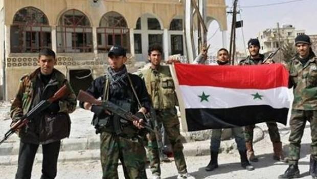 Suriye ordusu Şam'ın doğusunda beklenen harekatı başlattı