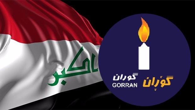 Goran'dan yeni bir 'Bağdat'a biat' açıklaması