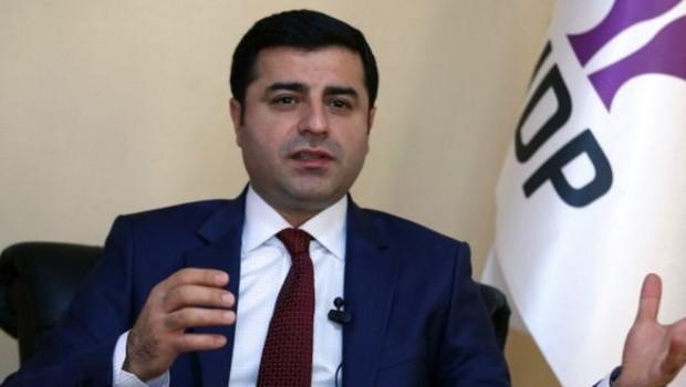 HDP'de Demirtaş'ın yerine geçecek isim için ilk iddia