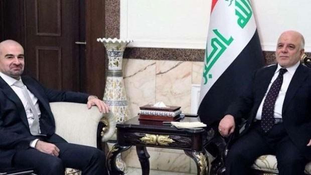 Pavel Talabani 'Irak'ın Birliği için' Abadi ile görüştü