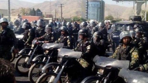 İran ve Doğu kürdistan sehirlerinde gözaltına alınanların sayısı artıyor!
