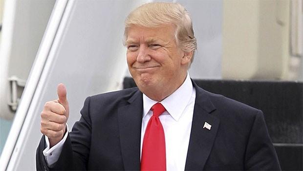 Trump: Akıllı değil, dahiyim!