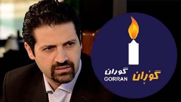 Goran Qubad Talabani'yi mahkemeye veriyor!