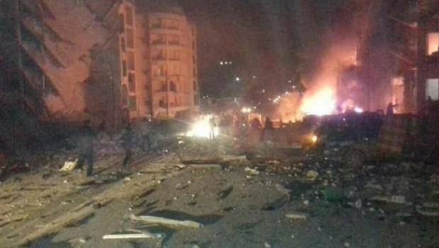 İdlib'de bomba yüklü araç saldırısı