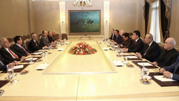 PDK ve YNK'den üst düzey toplantı