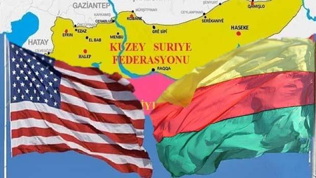 ABD'de Kuzey Suriye'yi 'diplomatik olarak' tanımaya hazırlanıyor!