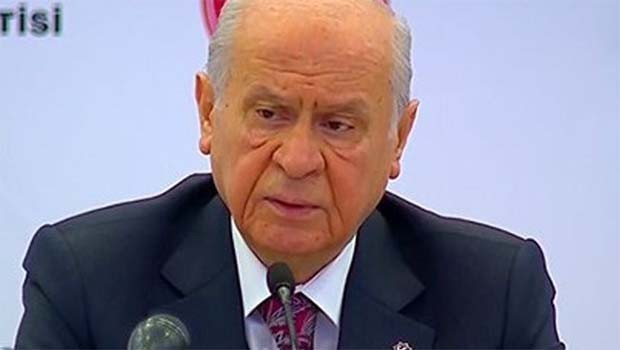Bahçeli: MHP Cumhurbaşkanı adayı göstermeyecek