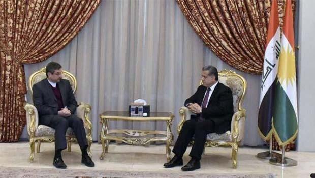 Kürdistan'dan 'İran'ın iddialarına' resmi yanıt