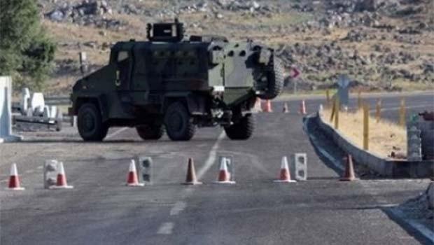Diyarbakır'da 69 bölgede sokağa çıkma yasağı