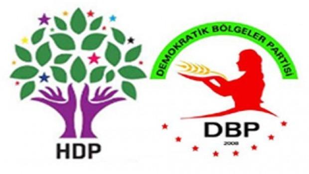 HDP ve DBP'den Hasip Kaplan açıklaması: Kınıyoruz