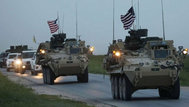 ABD'den Rojava'da düzenli ordu için ilk adım... 400 YPG'liye eğitim