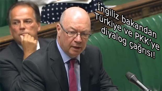 İngiliz Bakan'dan Parlamento'da Kürdistan brifingi