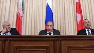 Rusya ve İran'dan ortak Türkiye açıklaması