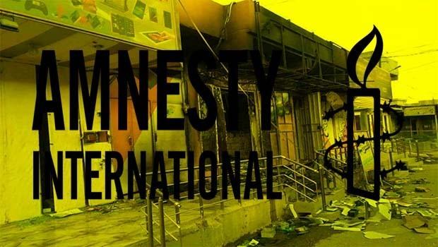 Uluslararası Af Örgütü'nden Xurmatu açıklaması