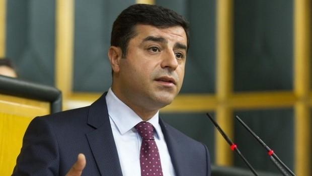 HDP'li Demirtaş'tan Aday açıklaması!