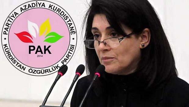 PAK: Kürtlere tahammülsüzlüğün göstergesidir!