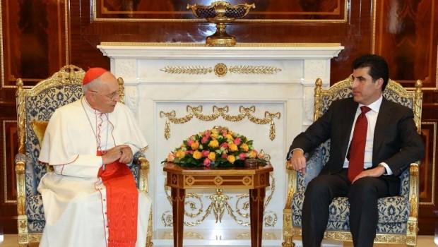 Papa: Kürdistan'a destek vermeye hazırız