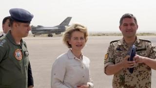 Almanya Savunma Bakanı: IŞİD operasyonu sürmeli