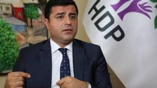 Demirtaş'tan Hasip Kaplan açıklaması