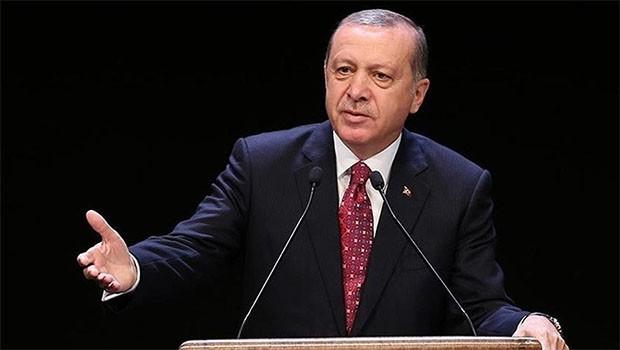 Erdoğan'dan Afrin açıklaması: Bir haftaya kalmaz görecekler