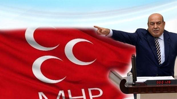 Hasip Kaplan'a bir tepki de MHP'den!