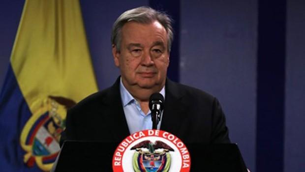 Guterres: Nükleer tehditle karşı karşıyayız