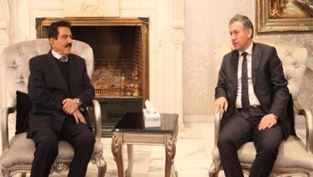 Türkiye'nin Erbil Başkonsolosu'ndan Kosret Resul'e ziyaret