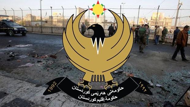 Erbil: Terör saldırılarını kınıyoruz