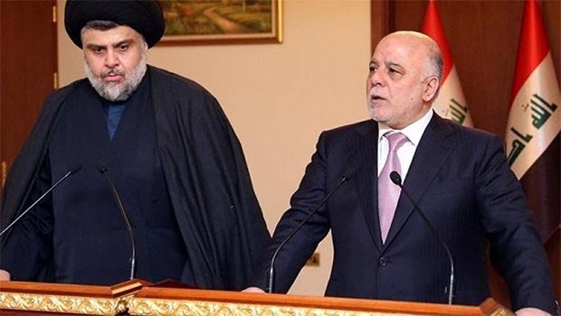 Irak'ta seçim suları ısınıyor.. Sadr'ın Abadi şaşkınlığı