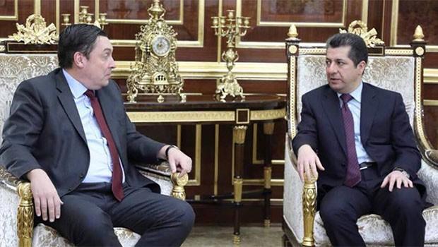 Mesrur Barzani: Araplaştırma politikalarının önüne geçmeliyiz!