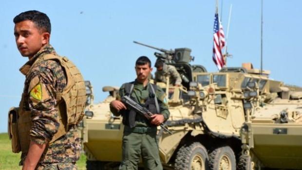 Suriye'den ABD'ye YPG tepkisi