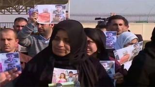 Esir Peşmerge ailelerinden BM'ye: Çocuklarımız nerede?