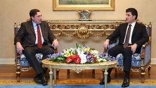 İngiltere'den Başbakan Barzani'ye davet