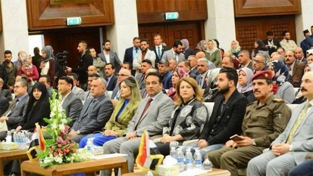 Ala Talabani ve Aras Cengî'ye 'Irak birliğini savunma' ödülü