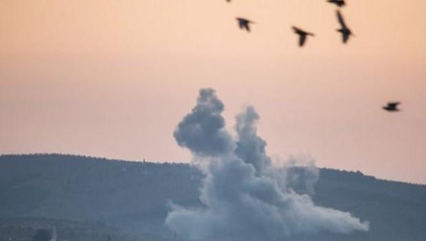 Reuters'a konuşan YPG Sözcüsü Bombardımanın bilançosunu açıkladı