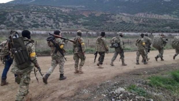 'ÖSO üyeleri Afrin'den çekiliyor' iddiası
