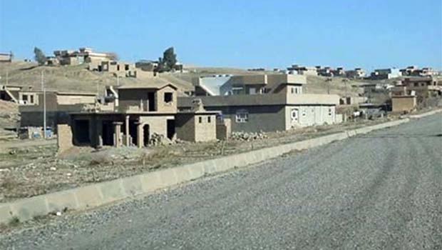 Kerkük'te 182 Kürt köyü tehdit altında