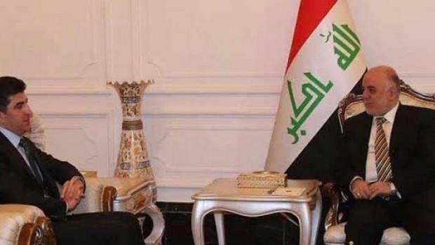 Erbil-Bağdat krizinde çözüm Bağdat ziyaretinde