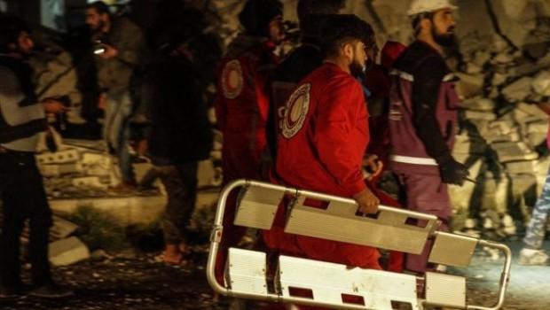 İdlib'te 'zehirli gaz kullanıldı' iddiası