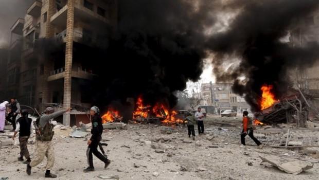 BM'den Suriye'de acil ateşkes çağrısı