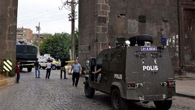 Diyarbakır'da 60 bölgede 'sokağa çıkma yasağı' ilan edildi