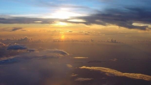 Atmosferdeki virüsler üzerimize yağıyor