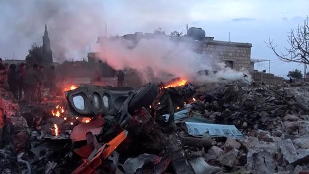 HTŞ: Rus pilotun cesedini çaldılar