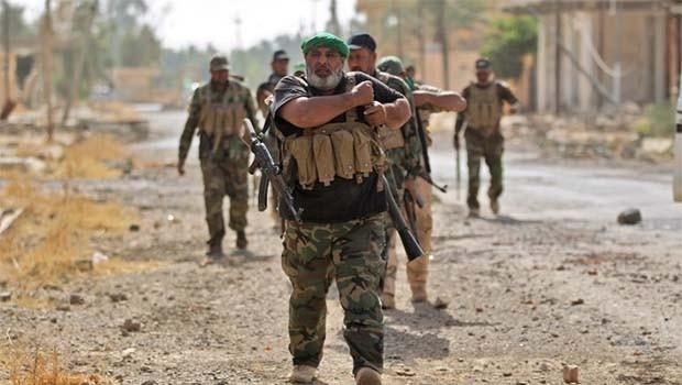Haşdi Şabi'de iç çatışma.. yaralılar var!