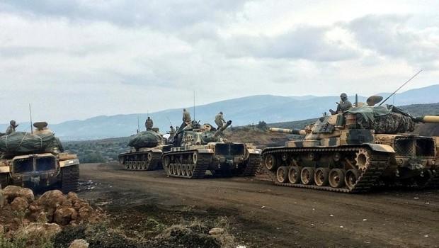 İranlı milisler, Afrin'deki Türk tanklarını hedef alıyor