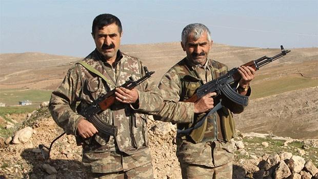 Korucular, Afrin'e sevk edilecek