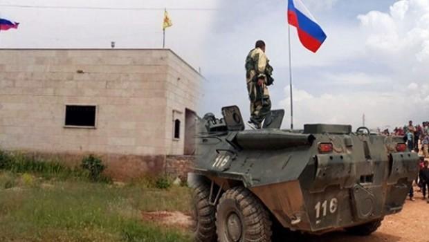 YPG'den Rusya'ya mesaj